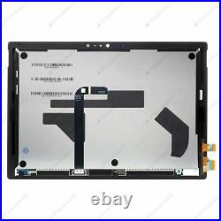 12.3 Microsoft Surface Pro 4 1724 LCD Display Touch Screen Digitizer Assembly