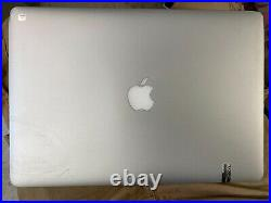 15 MacBook Pro Retina A1398 Screen Display LCD Assembly Late 2013 Mid 2014 / C