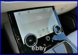2018-2019 NEW Range Rover Velar Touch Pro Duo In Control Display AC Audio Screen