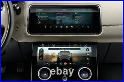 2018-2019 OEM Range Rover Sport Touch Pro Duo InControl Display AC Audio Screen