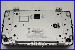 5G0919606 VW Anzeige Display Discover Pro Media Display VW Passat Tigun Touran