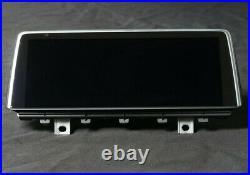 9296939 NBT Navigation pro Navi Monitor GPS BMW X5 F15 10,25'' Zoll CID Display