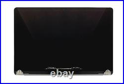 A1707 Macbook GENUINE LCD Assembly Pro Grey 15 Screen 2016 Retina 2017 Display