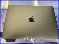 Apple MacBook Pro 13.3 LCD Screen Full Display Assembly A2251 A2289 2020 Gray