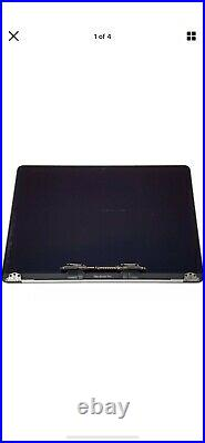 Apple MacBook Pro 13 A1706 A1708 2016 2017 LCD Screen Display Grey Assembly #3