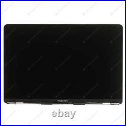Apple Macbook Pro A1708 Grey Screen LCD Assembly Display Complete Top Part