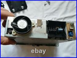 BMW E90 3er Navigation System Module Screen Switch Console Trim Bordmonitor OEM