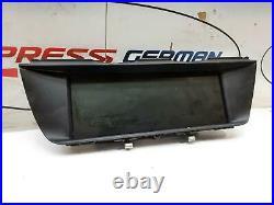 Bmw 5 Series 09-17 F10/f11/lci 10 I Drive Pro Sat Navigation Display Screen