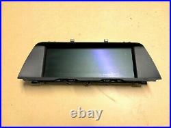 Bmw F10 F11 5 Series Sat Nav Display CIC Professional Navigation Screen 9237852
