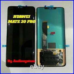 Display LCD Touch Screen Originale Huawei Mate 20 Pro Lya-l09 Nero Vetro Schermo