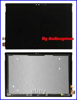 Display Lcd +Touch screen Microsoft Surface Pro 4 1724 LTN123YL01-001 Vetro Nero