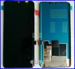 Display Oled Originale Xiaomi MI Note 10 /10 Pro Touch Screen Schermo Vetro Nero