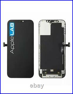 For APPLE IPHONE 12/12 PRO OLED DISPLAY LCD SCREEN REPLACEMENT BLACK