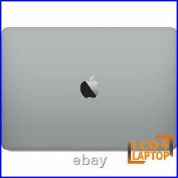 For Apple MacBook Pro A1706 A1708 Space Grey 2016-17 Retina Screen Assembly New