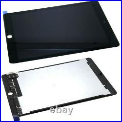 For iPad Pro 9.7 (1st Gen) Black Replacement LCD Display Digitizer Touch Screen