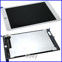 For iPad Pro 9.7 (1st Gen) White Replacement LCD Display Digitizer Touch Screen