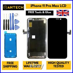 For iPhone 11 Pro Max LCD Screen Replacement Display Digitiser Touch Screen UK
