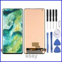Für OPPO Find X2 / Find X2 Pro Display Full OLED LCD Touch Screen Ersatz Schwarz