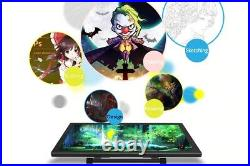 GAOMON Pro Digital Graphic Drawing Tablet With 21.5 Inches Display Screen Monitor