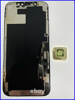 Genuine 9/10 iPhone 12/ 12 Pro Original OLED LCD Display Touch Screen Digitizer