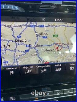 Genuine VW Passat B8 Golf 7 OEM VW Discover Pro 9.2 Display 5G6919606