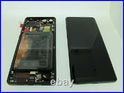 Huawei P30 Pro Lcd Screen Display Digitizer Touch Original Genuine Battery BLACK