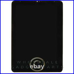 LCD Digitizer Assembly for Apple iPad Pro 11 Black Glass Touch Screen Display