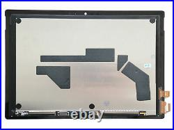 LCD + Touchscreen Display Bildschirm f. Microsoft Surface Pro 5 1796 Pro 6 1809