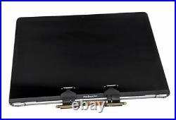 MacBook Pro A1708 MPXQ2LL/A Mid 2017 13 Full Screen Display LCD Assembly GRAY A