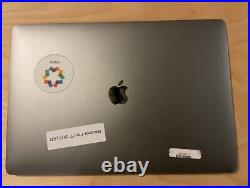 Macbook Pro Retina 15 A1990 SPACE GRAY LCD Display Assembly screen 2018 2019 B