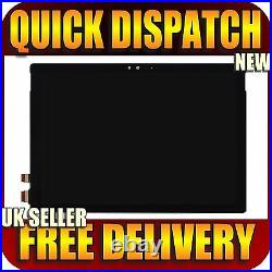 Microsoft Surface Pro 4 1724 12.3 LCD Display Touch Screen Digitizer Assembly