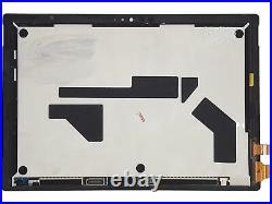Microsoft Surface Pro 5 1796 LCD Touch Screen Display Digitizer Assembly 12.3
