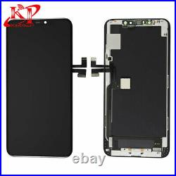 New Soft OLED Display Touch Screen Assembly Replacement For iPhone 11 Pro Max US