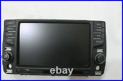 ORIGINAL! 8 BIG SCREEN! VW Discover PRO Display 5G0919606 GOLF PASSAT TIGUAN
