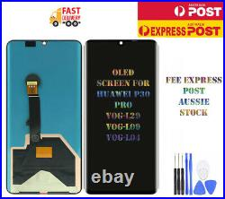 Oem Huawei P30 Pro Oled LCD Display+touch Screen Digitizer Replacement New Au