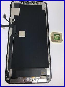 Original iPhone 11 Pro OLED Screen Digitizer Genuine Apple OEM Display 9/10