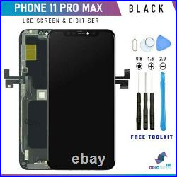 Replacement LCD Touch Screen Display Digitiser Assembly iPhone 11 Pro Max A2218