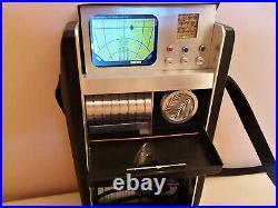 Star Trek Marko pro built Tricorder with MP3 video display screen