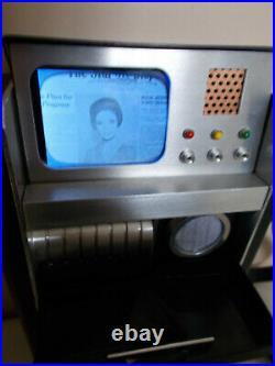 Star Trek Marko pro built Tricorder with video/audio display screen