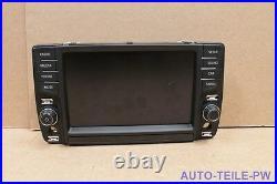 VW Anzeige Bedieneinheit Display Infotainment Discover Pro 5G0919606