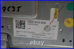 VW Discover PRO FACELIFT VOLLGLAS Display Unit Steuergerät 5NA035042 C 5G6919606