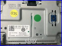 VW Discover Pro Screen Display 5G6 919 605B NEW FACELIFT Golf, Polo, Passat