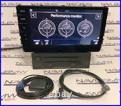 VW Golf 7 7.5 MIB 2.5 Pro CP Unlocked 9.2 Touch screen Display defect 2020 maps